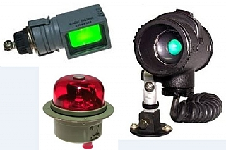 Military - Interior & Exterior Aircraft lights (Enlarge)
