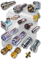 Coaxial Adapters (Enlarge)